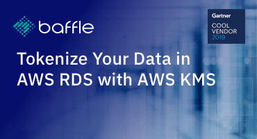 tokenize your data in aws ads with aws kms